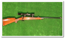 Carabine Mauser Mod. 4000 Calibre 5.6x50 Mag
