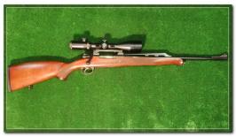 Carabine Brno M98 Cal. 9.3x62 avec lunette